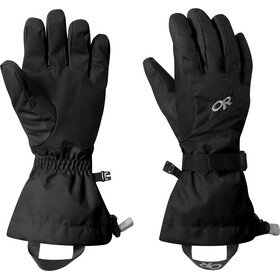 Outdoor Research Adrenaline Guantes Mujer, black